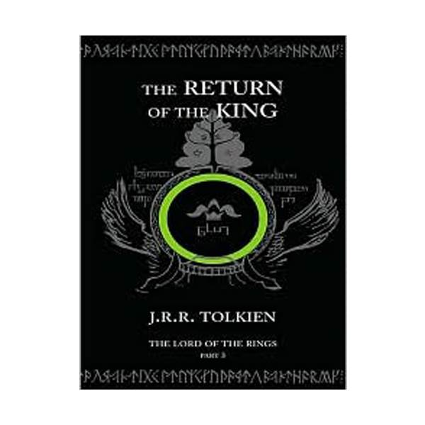 [파본] The Lord of the Rings : The Return Of The King (Paperback/영국판)