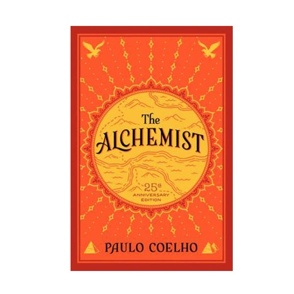 [파본:특A]The Alchemist : 25th Anniversary Edition (Paperback, Rough-Cut Edition)