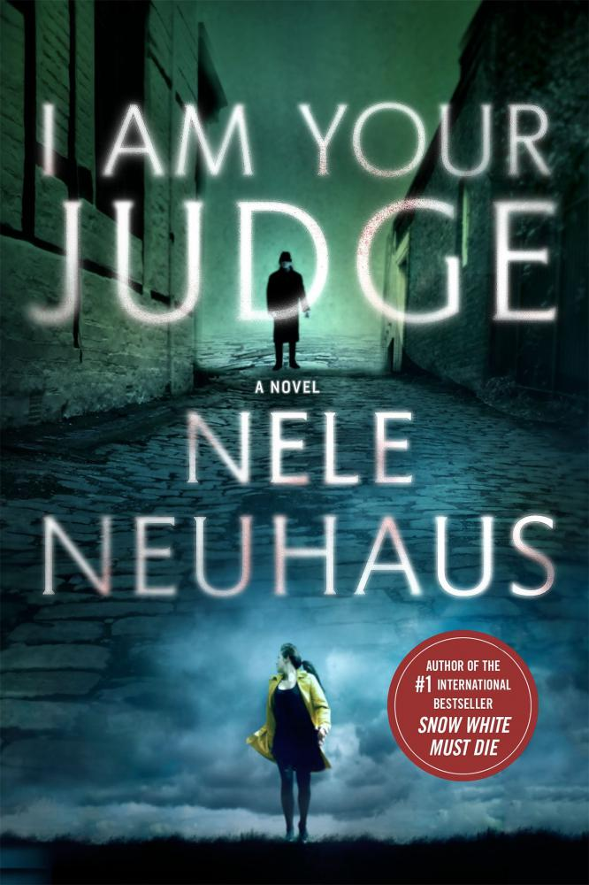 [파본:특A]I Am Your Judge: A Novel (Paperback)