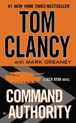[파본:특A] Command Authority (Mass Market Paperback)