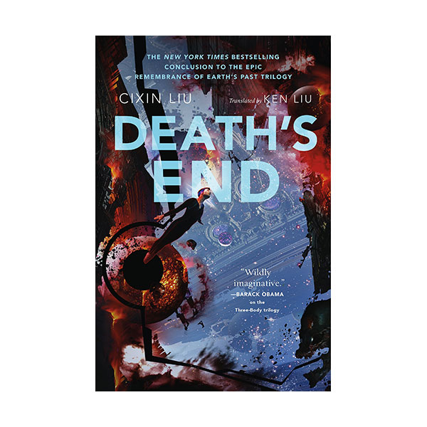 [파본:특A]Remembrance of Earth's Past #3 : Death's End (Paperback)