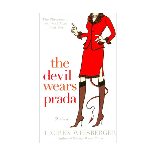 [파본] The Devil Wears Prada (Mass Market Paperback)