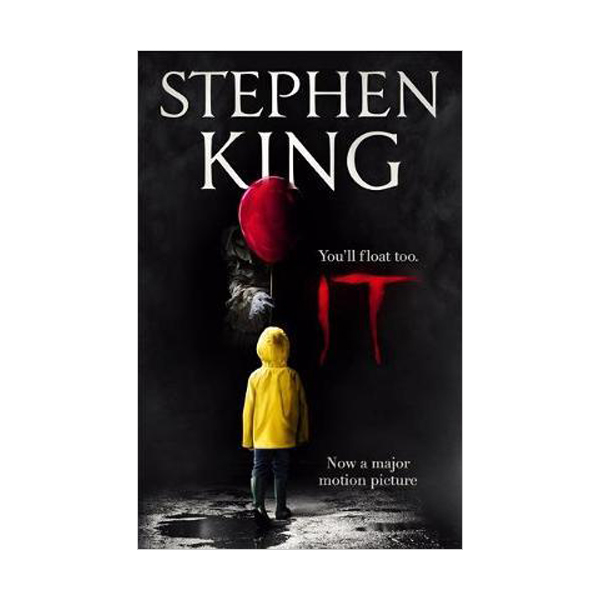 [파본특:A급] It : film tie-in edition of Stephen King's IT (Paperback, Movie Tie-In, 영국판)