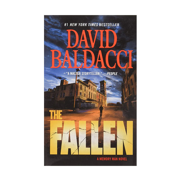 [파본:특A]The Fallen (Mass Market Paperback)