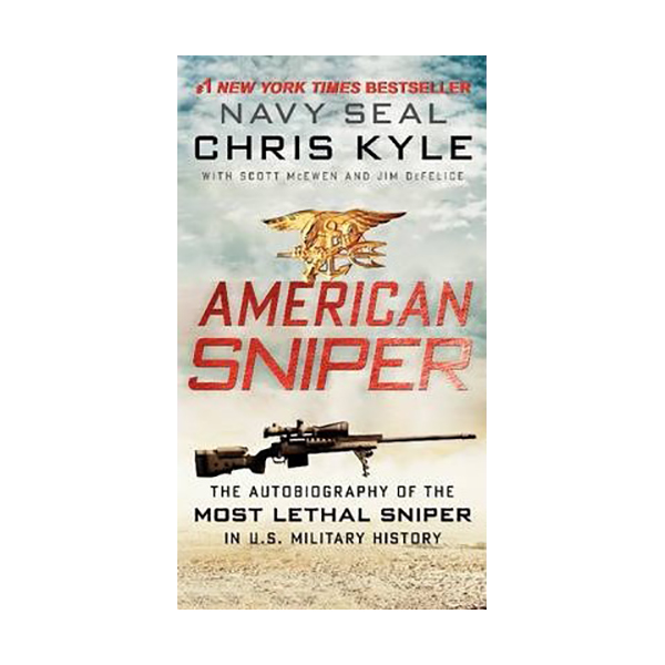 [파본]American Sniper : The Autobiography of the Most Lethal Sniper in U.S. Military History