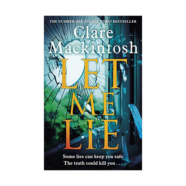 [파본:특A]Let Me Lie: The Number One Sunday Times Bestseller (Paperback, 영국판)
