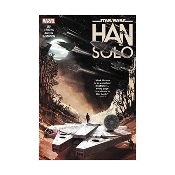 [파본:특A]Star Wars: Han Solo (Hardcover)
