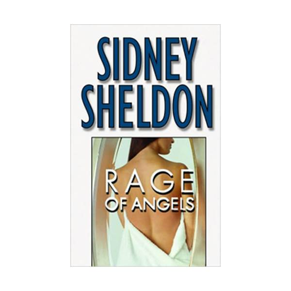 [파본]Sidney Sheldon : Rage of Angels (Mass Market Paperback)