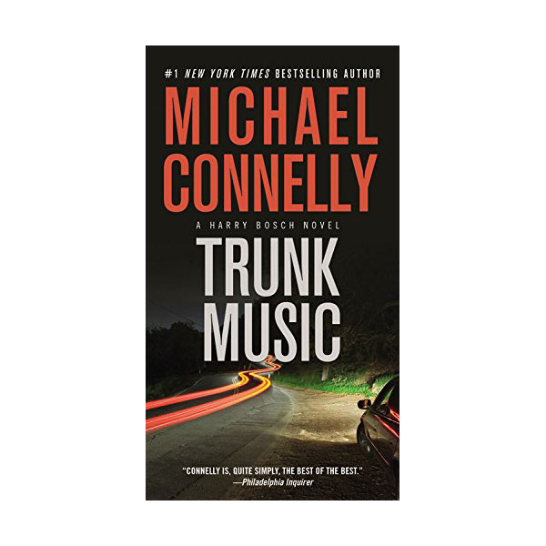 [파본]Harry Bosch #05 : Trunk Music (Mass Market Paperback)