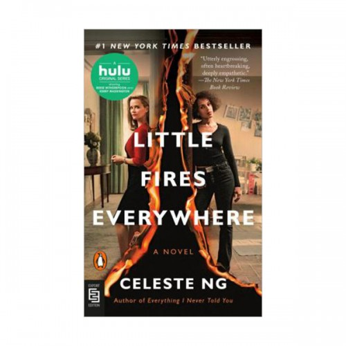 [파본]Little Fires Everywhere (Movie Tie-In) (Paperback,INT)