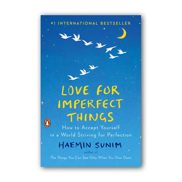 [파본:A급][혜민스님] Love for Imperfect Things (Hardcover)