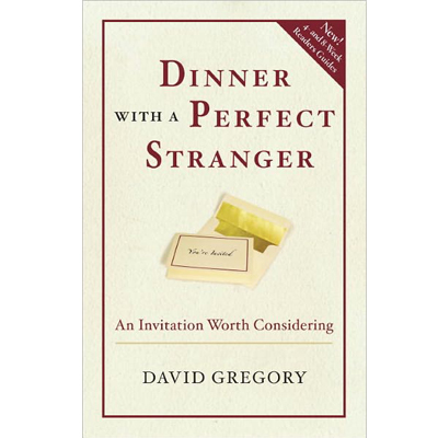 [파본] Dinner with a Perfect Stranger : An Invitation Worth Considering (Paperback)