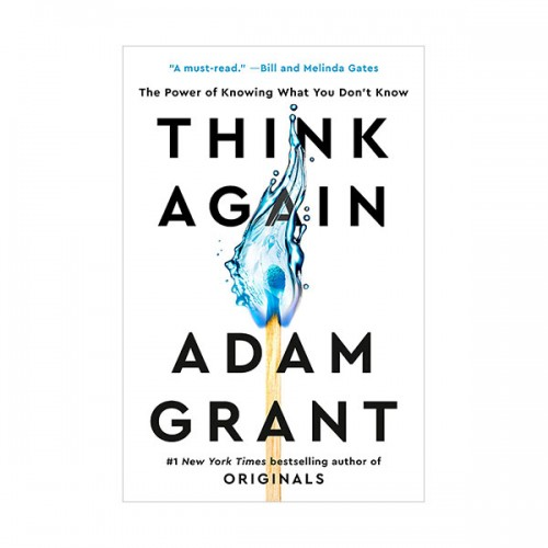 [파본:A급]Think Again : The Power of Knowing What You Don't Know (Paperback, INT)