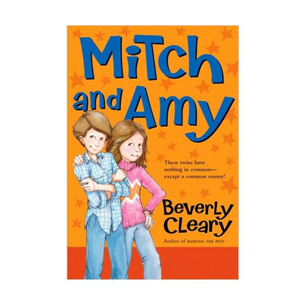 [파본:특A]RL 6.2 : Beverly Cleary : Mitch and Amy (Paperback)