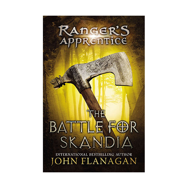 [파본]RL 6.7 : Ranger's Apprentice #4 : The Battle for Skandia (Paperback)