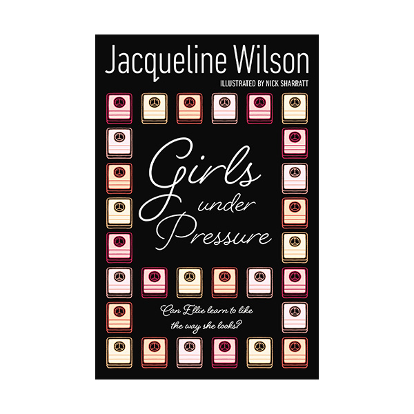 [파본:특A]RL 4.3 : Jacqueline Wilson Teen : Girls Under Pressure (Paperback)