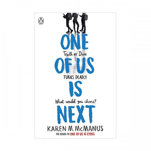 [파본:특A]One Of Us Is Next (Paperback, 영국판)