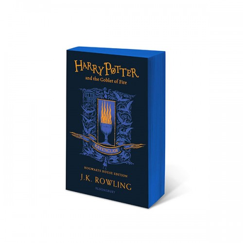 [파본][기숙사판/영국판] 해리포터 #04 : Harry Potter and the Goblet of Fire - Ravenclaw Edition (Paperback)