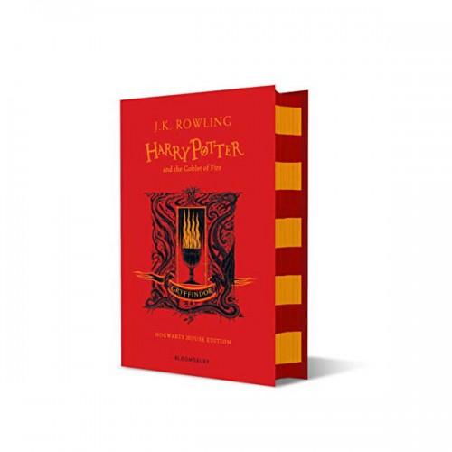 [파본] [기숙사판/영국판] 해리포터 #04 : Harry Potter and the Goblet of Fire - Gryffindor Edition (Hardcover)