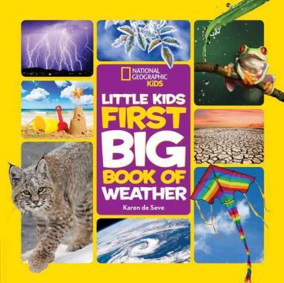 [파본]National Geographic Little Kids First Big Book of Weather (Hardcover)