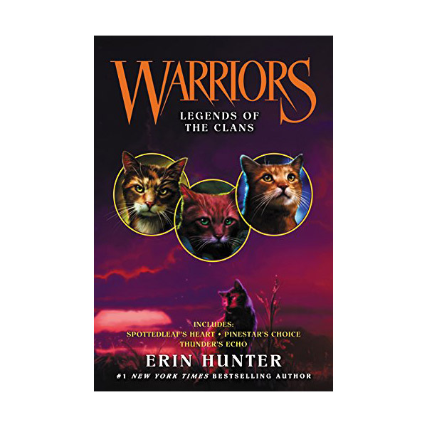 [파본]RL 5.2 : Warriors Novella : Legends of the Clans (Paperback)