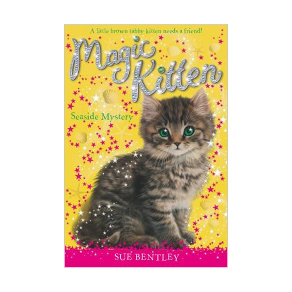 [파본:특A]RL 4.1 : Magic Kitten #9 : Seaside Mystery (Paperback)