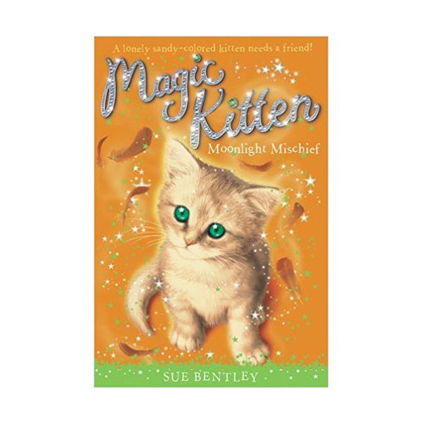 [파본:특A]RL 4.1 : Magic Kitten #5 : Moonlight Mischief (Paperback)