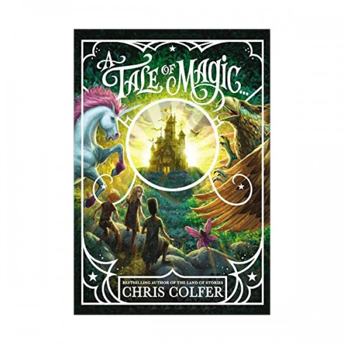 [파본:특A]A Tale of Magic... (Paperback, INT)