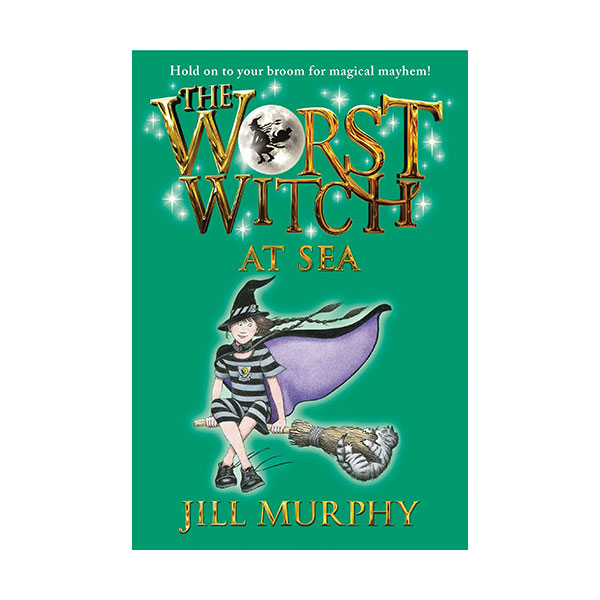 [파본]The Worst Witch #04 : The Worst Witch at Sea (Paperback)