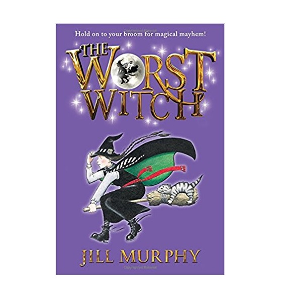 [파본:특A] The Worst Witch #1 (Paperback)