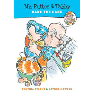 [파본:특A]RL 2.8 : Mr. Putter & Tabby Bake the Cake (Paperback)