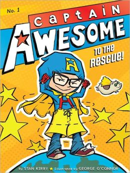 [파본]RL 3.8 : Captain Awesome Series #1 : Captain Awesome to the Rescue! (Paperback)
