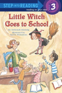 [파본:특A]RL 2.8 : Step Into Reading 3 : Little Witch Goes to School (Paperback)