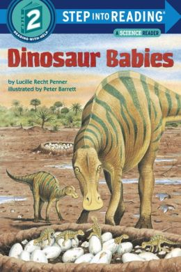 [파본:특A]RL 2.1 : Step Into Reading 2 : Dinosaur Babies (Paperback)