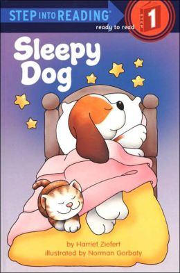 [파본:특A]RL 0.8 : Step Into Reading 1 : Sleepy Dog (Paperback)