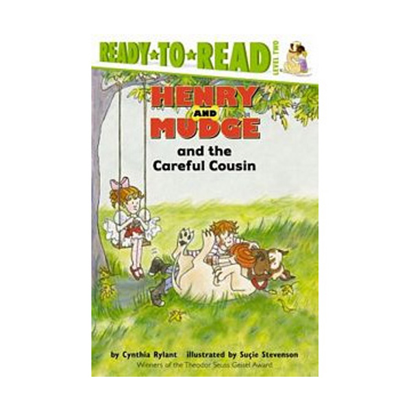 Ready To Read Level 2 : Henry and Mudge and the Careful Cousin (Paperback)