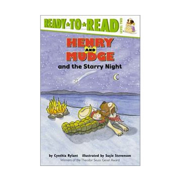 [파본:특A]Ready To Read Level 2 : Henry and Mudge and the Starry Night (Paperback)