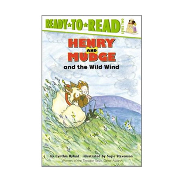 [파본:특A] RL 2.3 : Ready To Read 2 : Henry and Mudge and the Wild Wind (Paperback)
