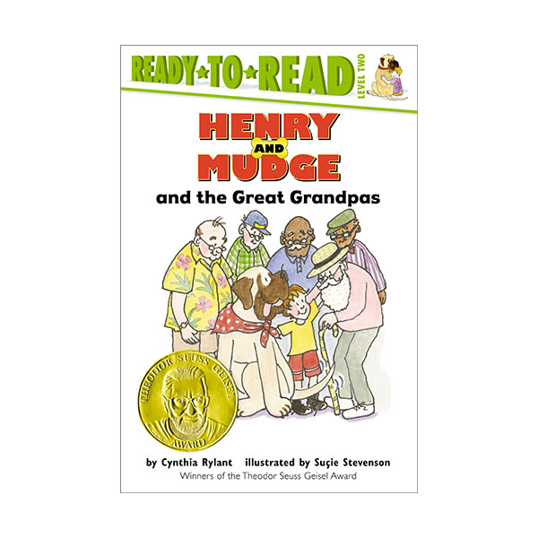 [파본]Ready To Read Level 2 : Henry and Mudge and the Great Grandpas (Paperback)