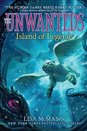 [파본:A급]RL 5.1 : Unwanteds #4 : Island of Legends (Paperback)