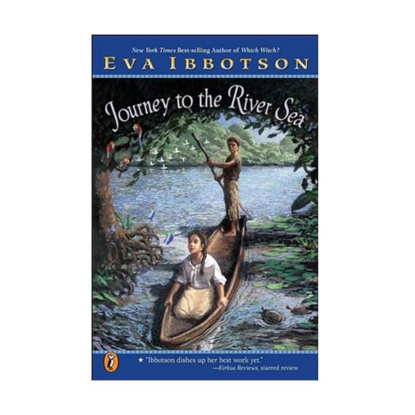 [파본:특A급]Journey to the River Sea (Paperback)