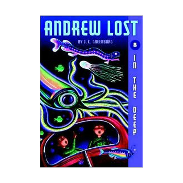 [파본:특A]RL 3.7 : Andrew Lost Series #8 : In the Deep (Paperback)