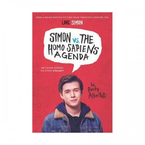 [파본:특A]Simon vs. the Homo Sapiens Agenda (Paperback, MTI)