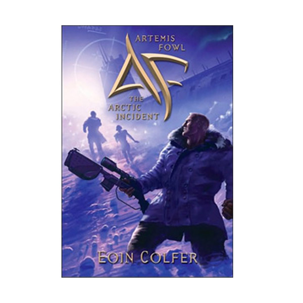 [파본:특A]RL 5.0 : Artemis Fowl #2: The Arctic Incident (Paperback)