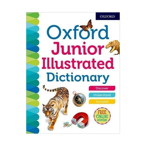 [파본:특A]Oxford Junior Illustrated Dictionary (Paperback, 영국판)