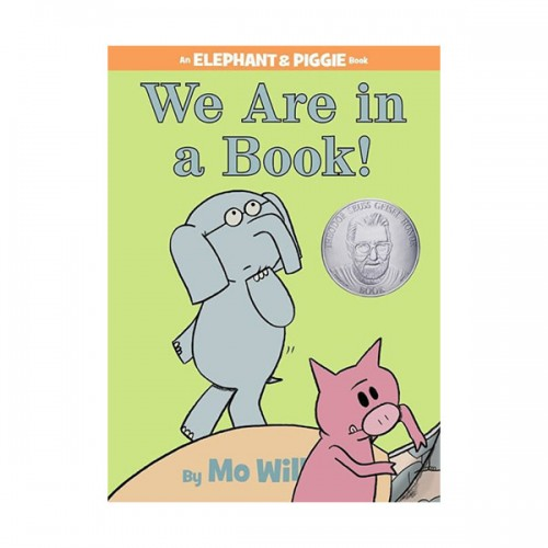 [파본]Elephant and Piggie : We Are in a Book! (Hardcover)