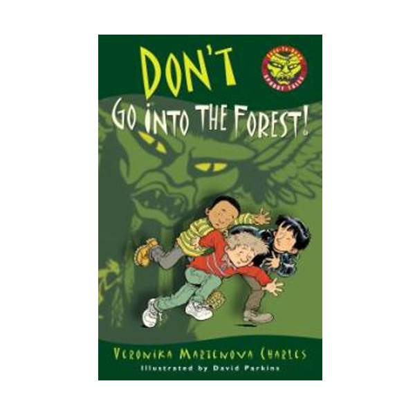[파본:상태A급]RL 2.5 : Easy-to-Read Spooky Tales : Don't Go Into the Forest! (Paperback)