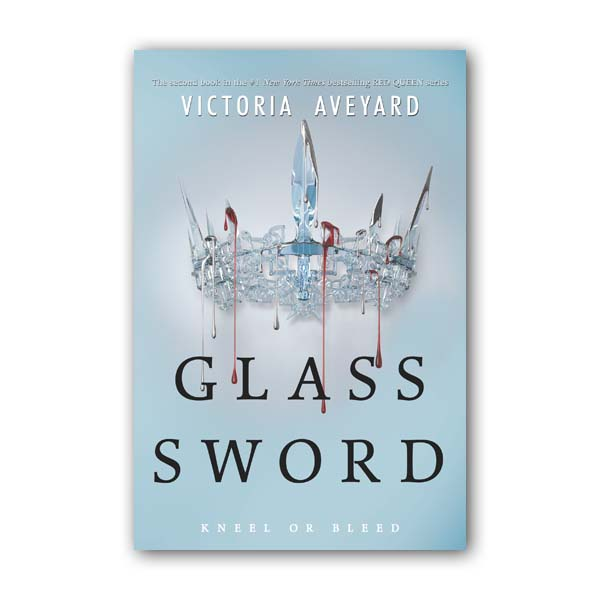 [파본:특A]RL 5.3 : Red Queen Series #2: Glass Sword (Paperback, INT)
