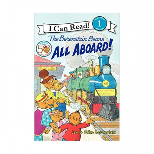 [파본]I Can Read 1 : All Aboard (Paperback)