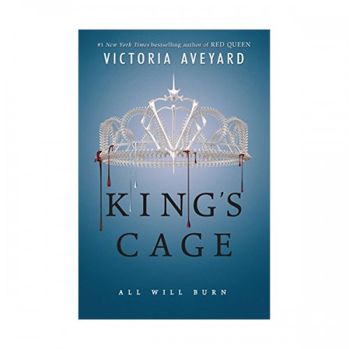 [파본:특A] Red Queen Series #03 : King's Cage (Paperback)
